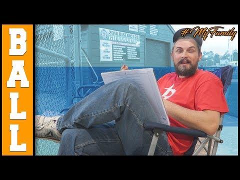 LITTLE LEAGUE BASEBALL 2018 STARTS NOW | ERIKTV365 Baseball Games