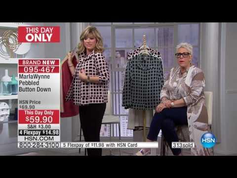 HSN | MarlaWynne Fashions 02.09.2017 - 11 PM