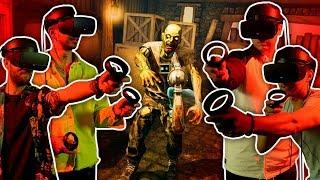 YouTubers VS Zombies. Perdimos la batalla