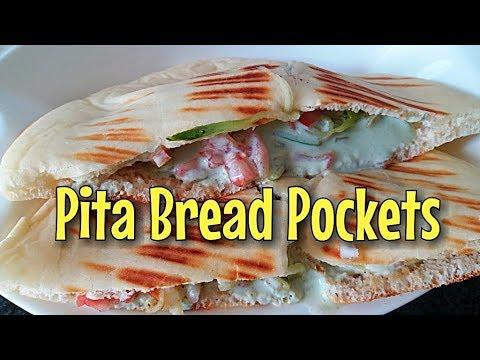 Pita Bread Filling Pockets Recipe