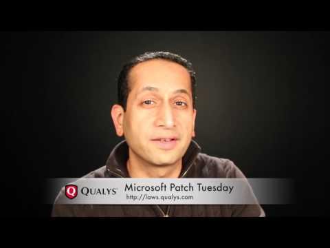 Qualys - December 8, 2015 - Microsoft Patch Tuesday Bottom Line