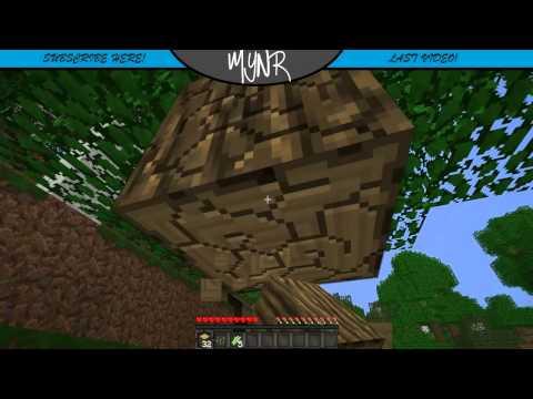 Let's Play Minecraft - E01 - Some quietness!