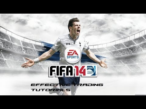 Fifa 14 Ultimate Team - How to get to 10k very fast-Effective trading method
