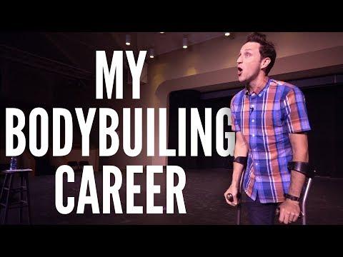 LIVE: My bodybuilding career?