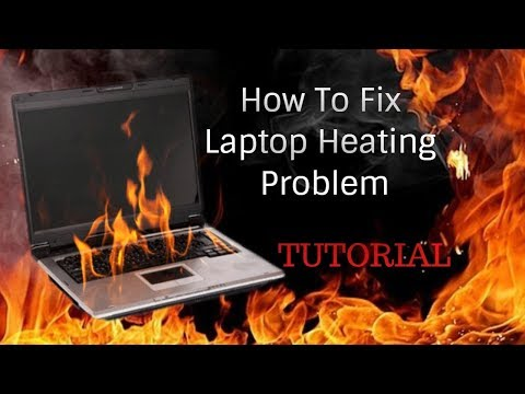 How To Fix Laptop Heating Problem Automatically Shut Down Your PC When You Are Playing Games