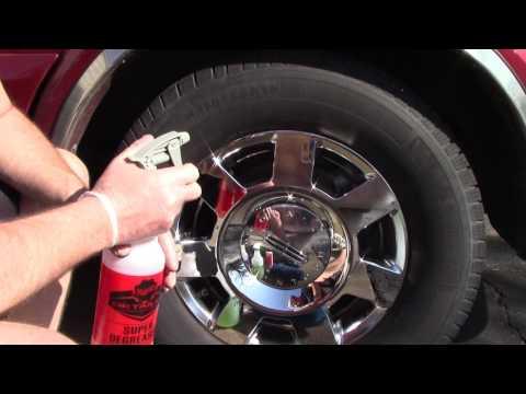 THE BEST TIRE CLEANER|AUTO DETAILING PLANO TX-ALLEN TX-FRISCO TX-MCKINNEY TX-DALLAS TX