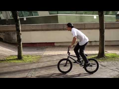 BMX Street / One Day in Bordeaux / Edit + RAW 2018 / powered by UE