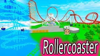 Riding Crazy Rollercoasters & Carnival Rides - Let