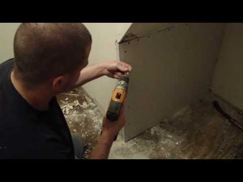 Closet Drywall Repair