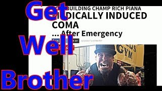 My Prayers Go Out To Rich Piana & Chanel
