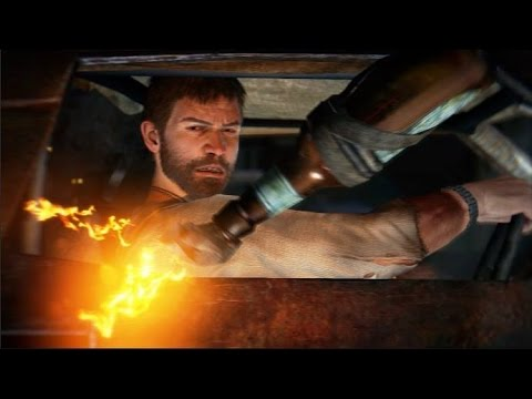 MadMax Lets Play Ep2 I Need NOS + New Garage