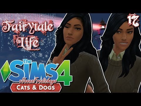 The Sims 4 Cats & Dogs//Fairytale Life//Unruly Employee