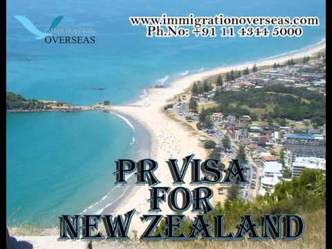 Pathway to New Zealand Permanent Residency Visa