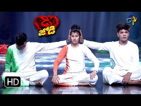 Xxx Mp4 Ritik And Tanvi Performance Dhee Jodi 9th January 2019 ETV Telugu 3gp Sex