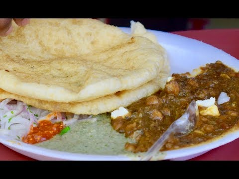 Delhi's Best Chole Bhature Probably India's Best Chole Bhature by The Tourism School
