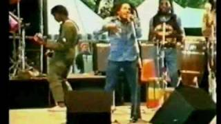 Bob Marley - Lively Up Yourself - Auckland, New Zealand 1979