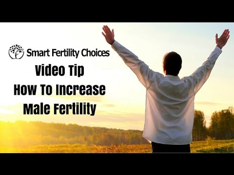 Infertility Tips | How To Increase Male Fertility | Smart Fertility Choices