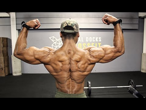 Build your BACK Using just 3 Gym Equipment   full Workout Explained & my Top Tips