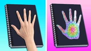 Download 32 COLORFUL DIY BACK TO SCHOOL CRAFTS AND LIFE HACKS || DIY STATIONERY IDEAS Video