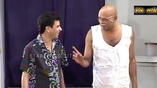 Best Of Tariq Teddy and Akram Udass Stage Drama Full Comedy Clip   Pk Mast