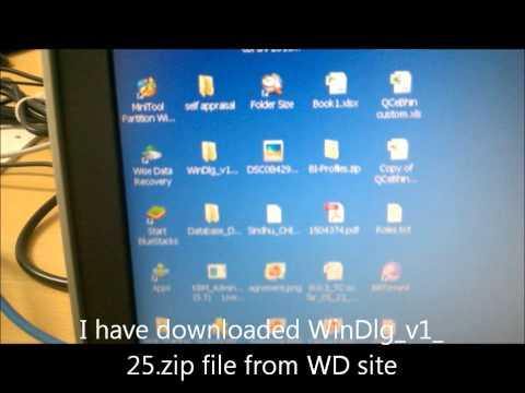 WD hard disc