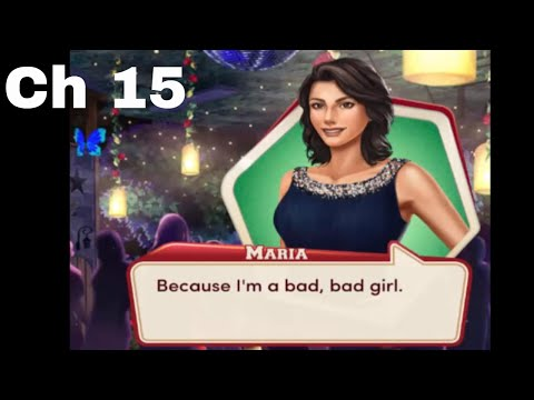 Choices:- High School Story Book 1 Chapter #15 Maria Route (Diamonds used)