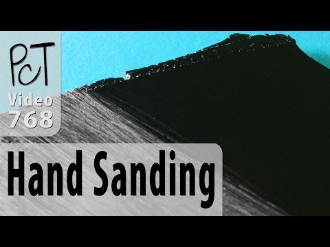 How To Sand Polymer Clay Using Wet/Dry Sandpaper