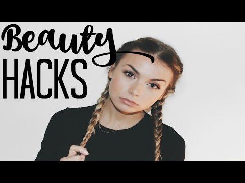 My 5 Favourite Beauty Hacks! (Coconut Oil, Baking Soda + Apple Cider Vinegar)