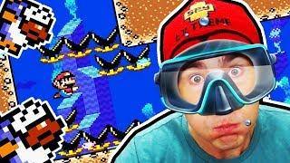 SeanHip PUZZLE Levels ~ Super Mario Maker [PUSHED AROUND