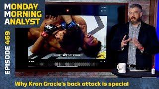 Why Kron Gracie