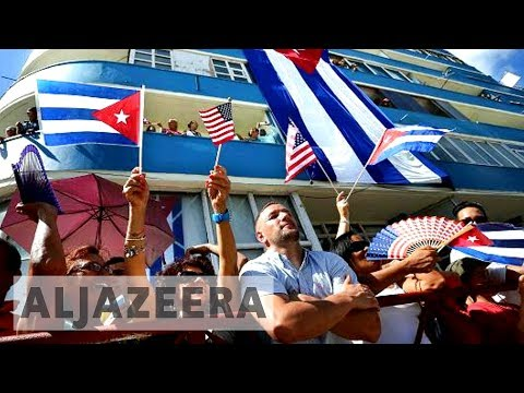 watch Fear rises over Trump's vow to reverse Obama's Cuba policies