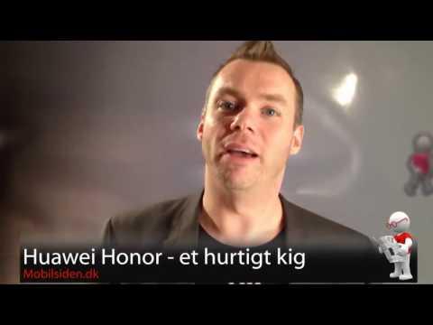 Huawei U8860 Honor - billig Android til topkarakter