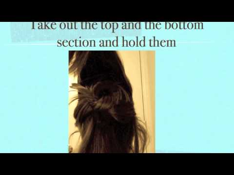 How to make your hair look thinner