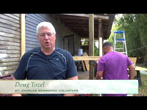 Around the Parish: 'Labor of Love' Volunteer Home Repairs