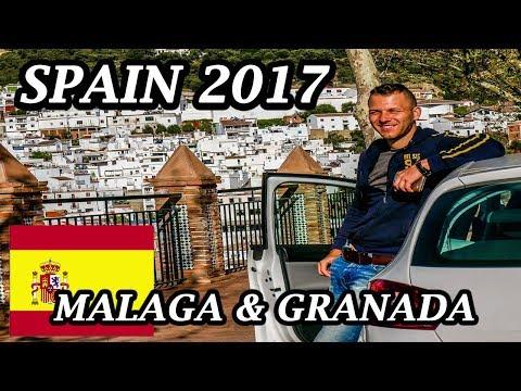 My Expat Diary - Spain (Malaga & Granada) 03/28/2017