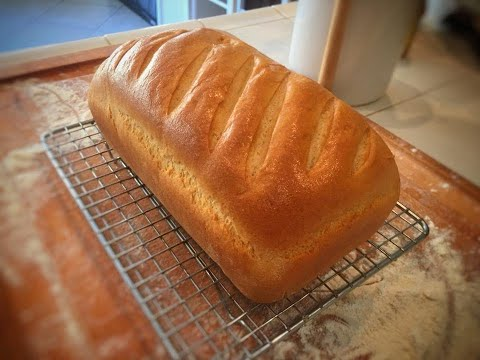 Artisan No-knead bread - 50 cents a loaf - 10 mins work no special equipment needed