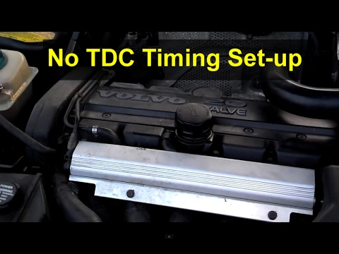 No TDC setting timing on a Volvo or other vehicle that has or use timing marks. - VOTD