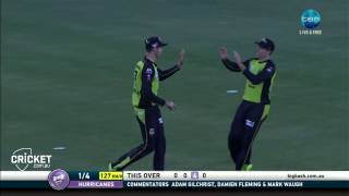 Highlights: Hurricanes v Thunder - BBL06