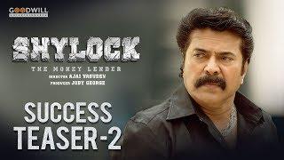 Shylock Success Teaser 2 | Mammootty | Rajkiran | Ajai Vasudev | Gopi Sundar