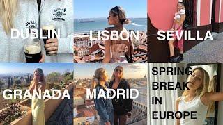 Spring Break In Europe   Study Abroad Diaries   Margot Lee