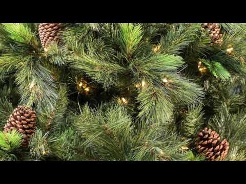 Puleo Nordic Pine Pre lit