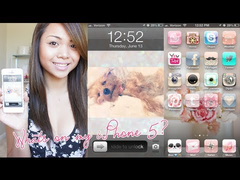 Tag   What's on my iPhone 5? (How I Edit Instagram Photos & Case Collection) - Charmaine Manansala