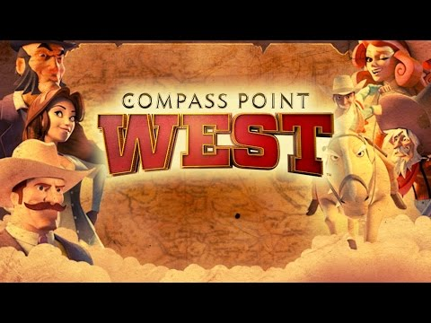 Let's Play: Compass Point - West Ep.2 (Gameplay Commentary)