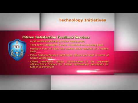 Technology Initiatives - HYDERABAD POLICE