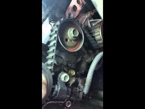 2002 Honda Civic Timing Belt and Water Pump