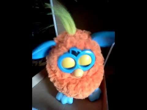 My Furby going to sleep in Valley Girl personally!