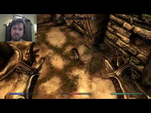 Skyrim Remastered Funny Moments
