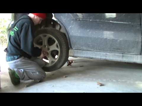 How to Replace Mazda 5/3 Blown/Leaky Rear Shocks