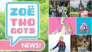 SHINY Feebas & Milotic, NEW Avatar Items, YOUR AR+ Photos & MORE! ZTD News - Pokémon GO
