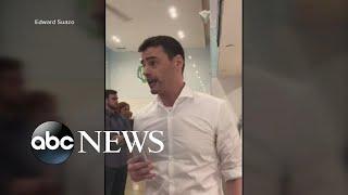 Man threatens to report Spanish-speaking women